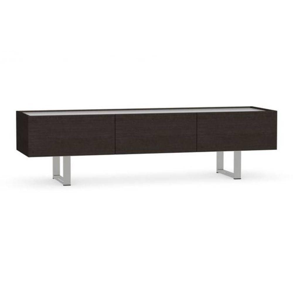meubles tv meubles et rangements calligaris meuble tv design horizon weng plateau verre extra. Black Bedroom Furniture Sets. Home Design Ideas