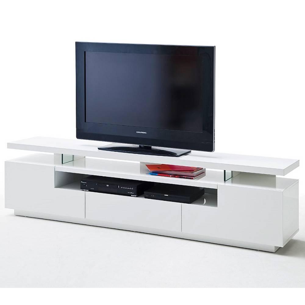 Meubles Tv Meubles Et Rangements Meuble Tv Design Elios 3  # Lit Avec Tv Lcd Retractable Integree