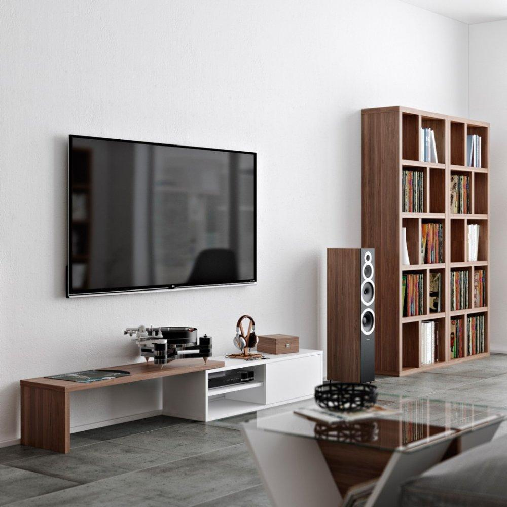 Meubles Tv Meubles Et Rangements Temahome Meuble Tv Modulable  # Meuble Tv Modulable Design
