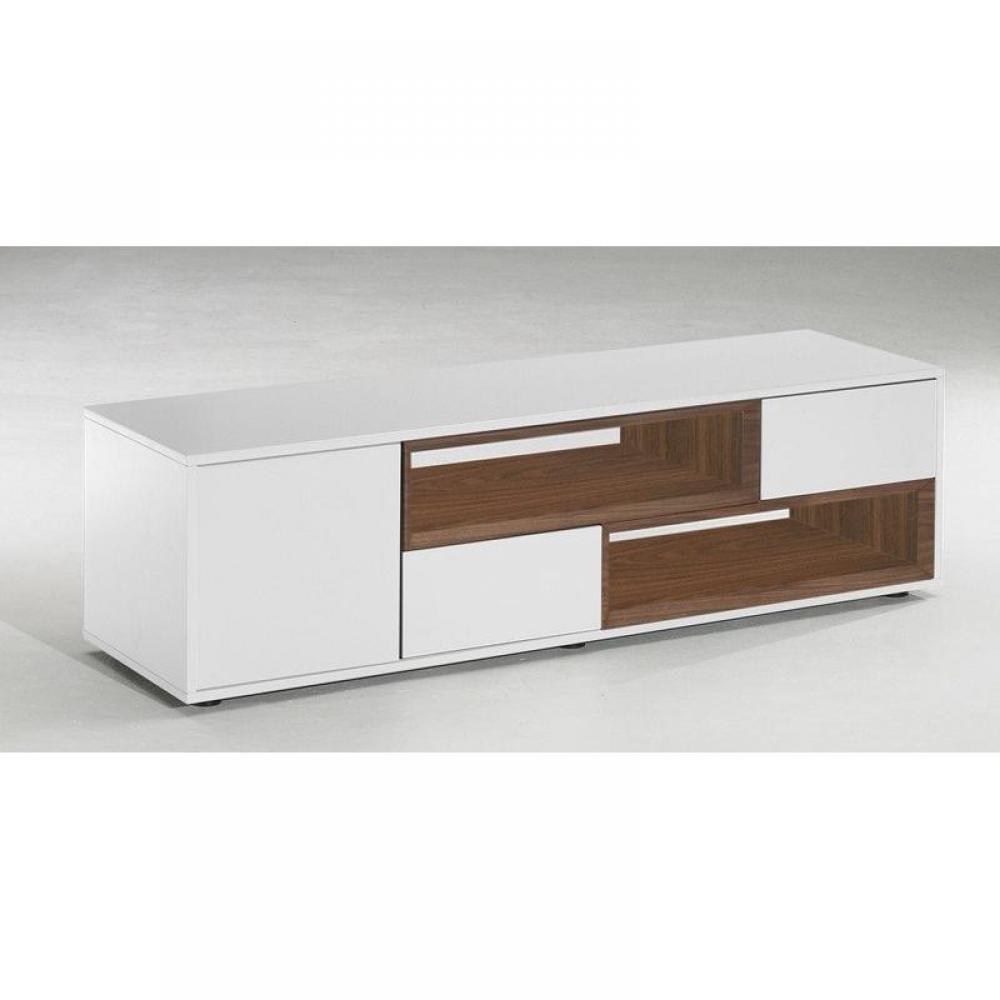 Meubles tv meubles et rangements meuble tv design sigma for Meuble tv avec tiroir
