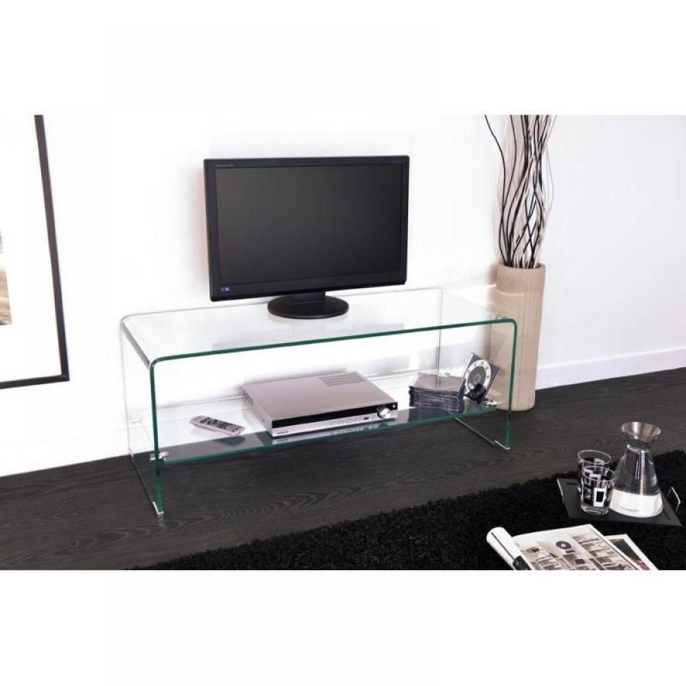 Meubles tv meubles et rangements meuble tv design side for Meuble tele en verre