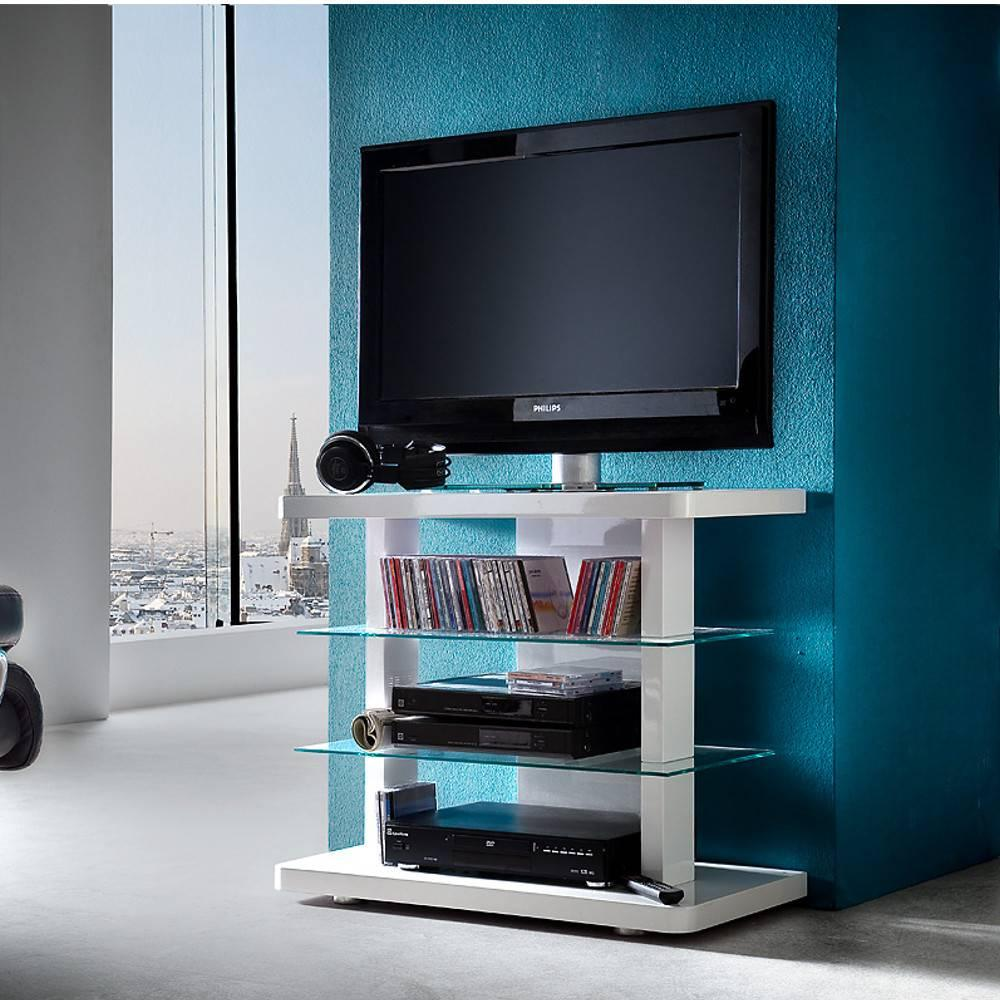 meubles tv meubles et rangements meuble tv design tower. Black Bedroom Furniture Sets. Home Design Ideas
