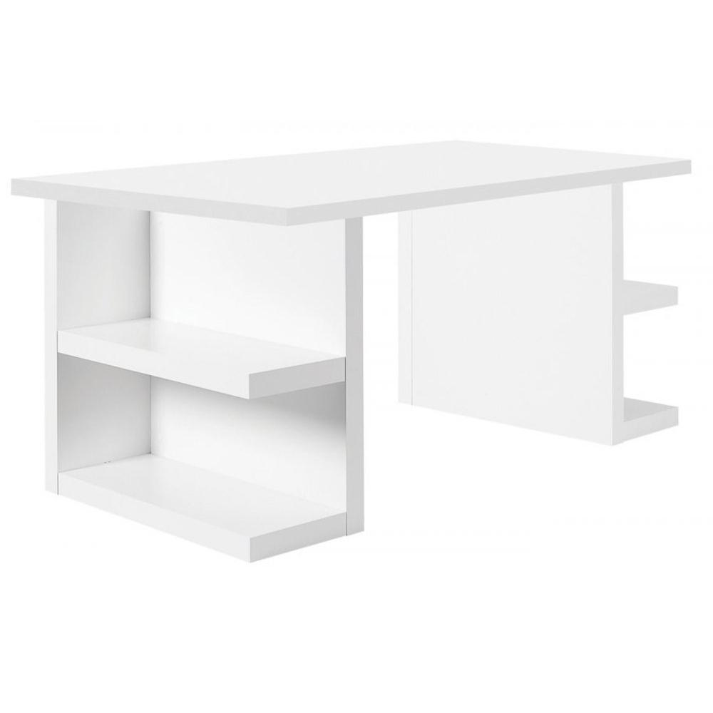 Canap s rapido convertibles design armoires lit for Bureau blanc design