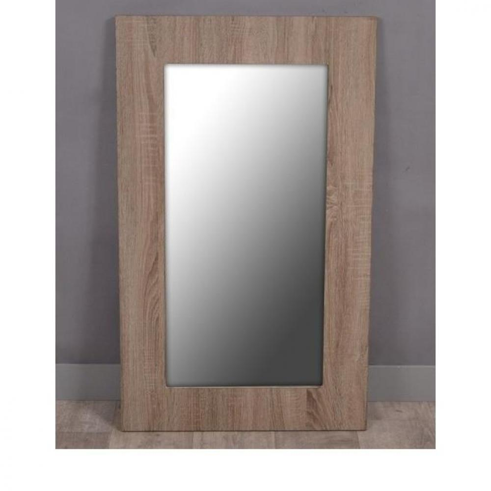 miroirs meubles et rangements miroir eiffage ch ne taupe