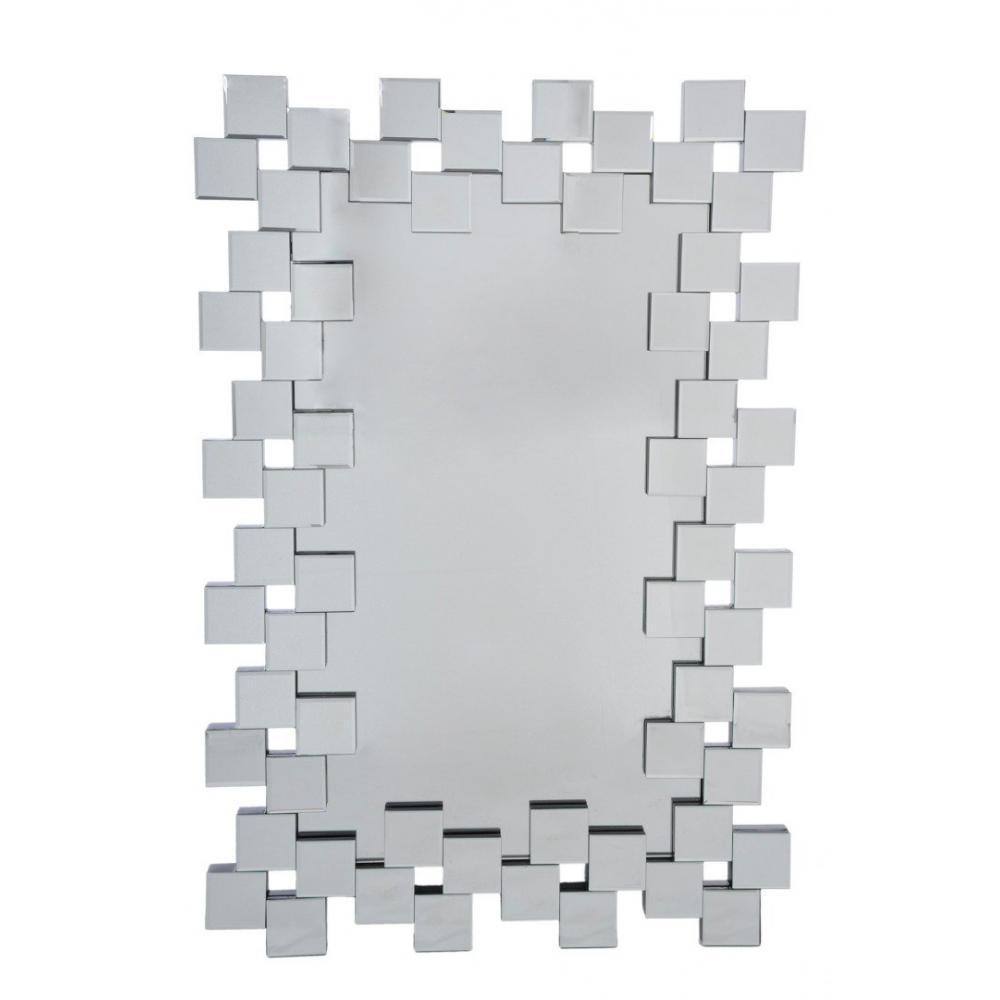 Miroirs meubles et rangements miroir mosa que matrix for Miroir mosaique design