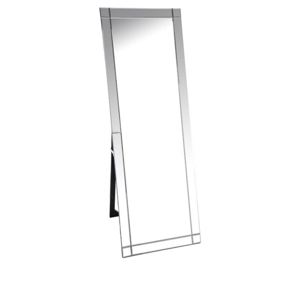 Chaises meubles et rangements miroir psych croma avec for Verre et miroir