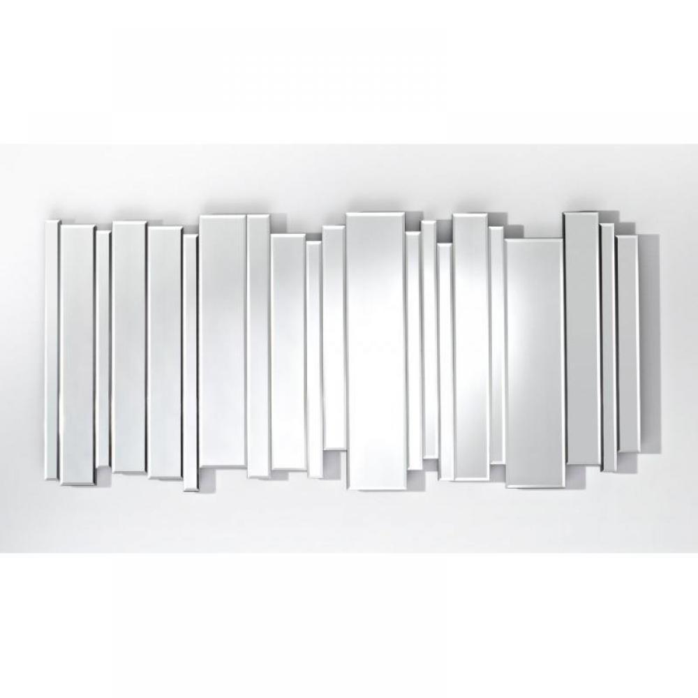 Miroirs d coration et accessoires mix miroir mural for Miroir mural design