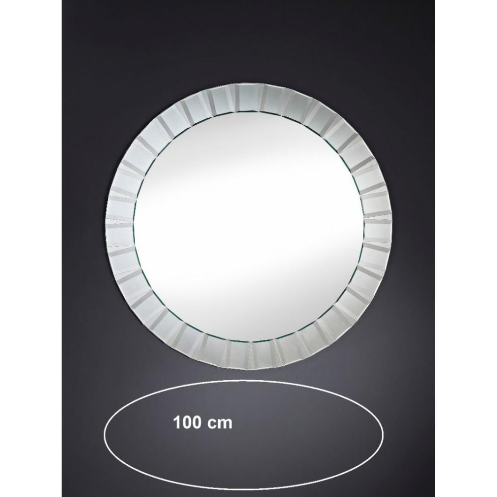 Miroirs meubles et rangements moonlight miroir mural - Miroir design belgique ...
