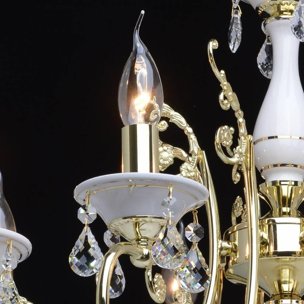 lustres luminaires lustre mw light classic style baroque inside75. Black Bedroom Furniture Sets. Home Design Ideas