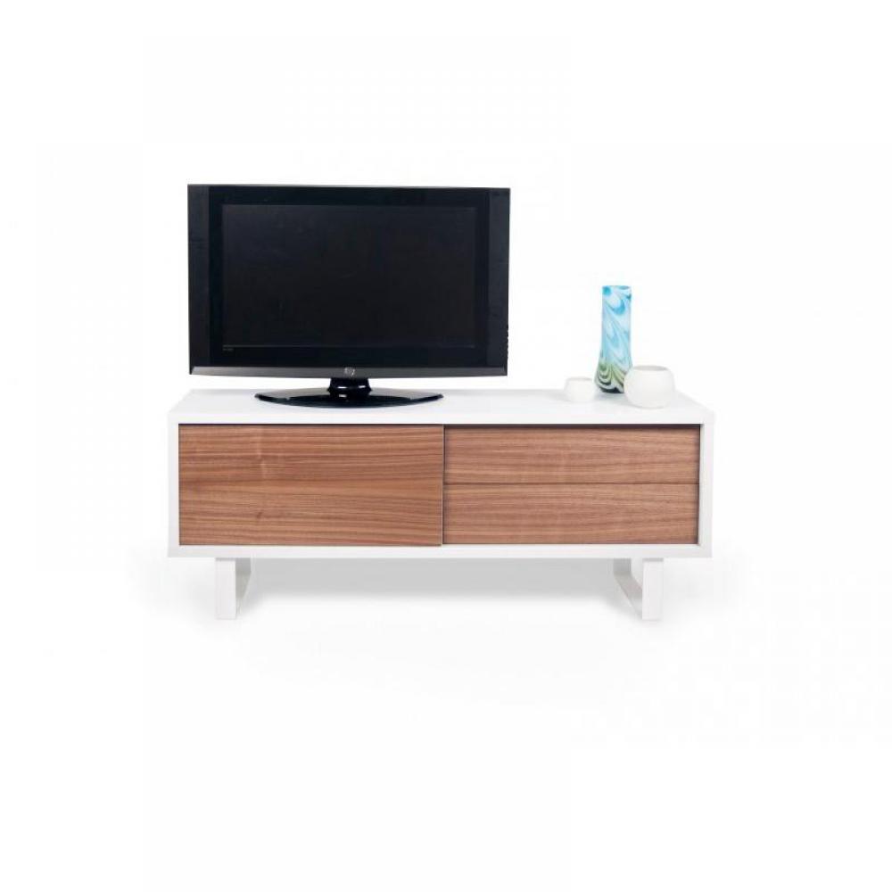 meubles tv meubles et rangements nilo meuble tv design. Black Bedroom Furniture Sets. Home Design Ideas