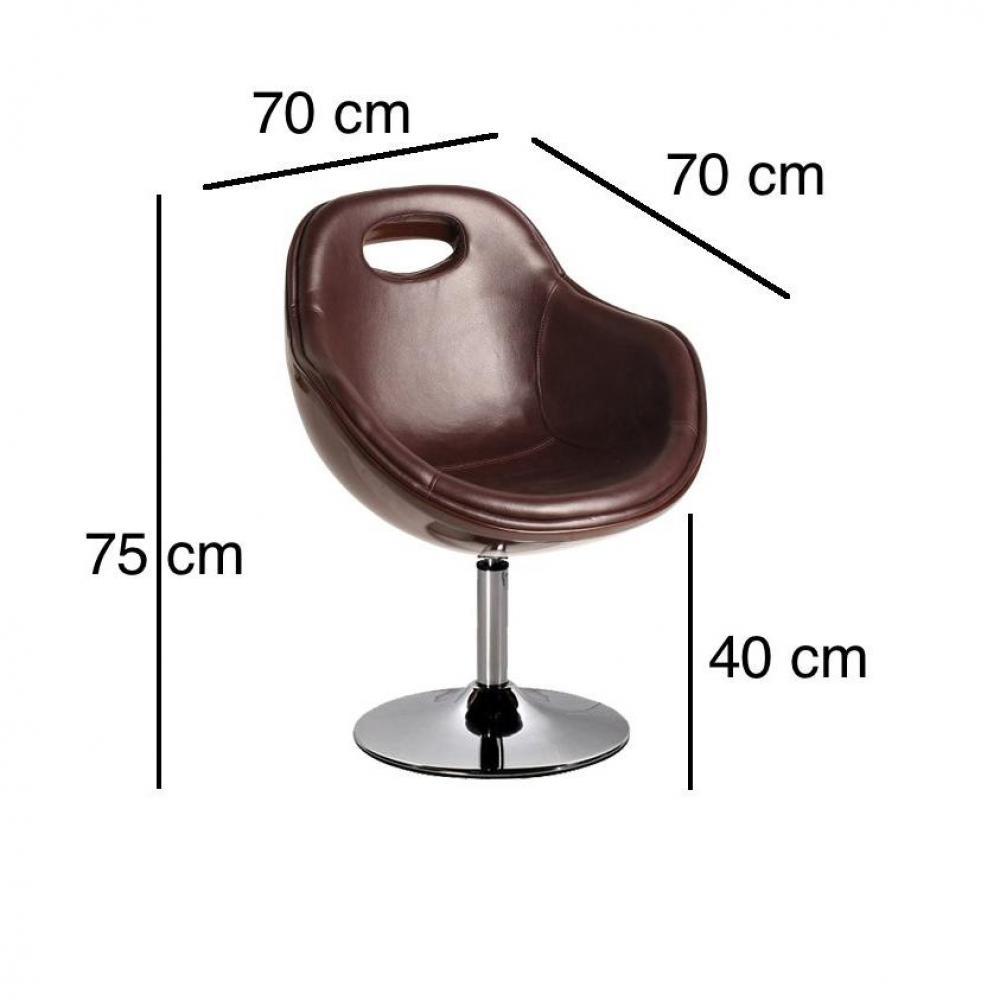 chaises meubles et rangements oxygen fauteuil rev tement. Black Bedroom Furniture Sets. Home Design Ideas