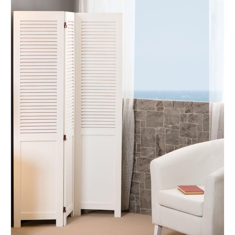Paravents d coration et accessoires paravent 3 volets for Decoration et accessoires