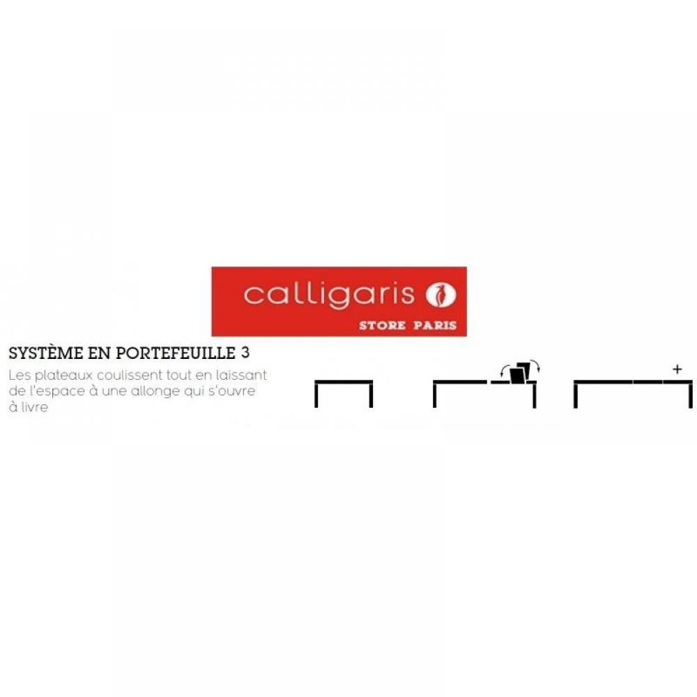 Table de repas design au meilleur prix table calligaris for Calligaris performance