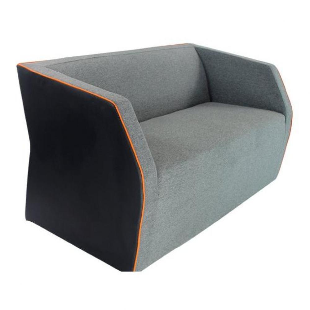 canap s convertibles ouverture rapido petit canap invader design gris inside75. Black Bedroom Furniture Sets. Home Design Ideas