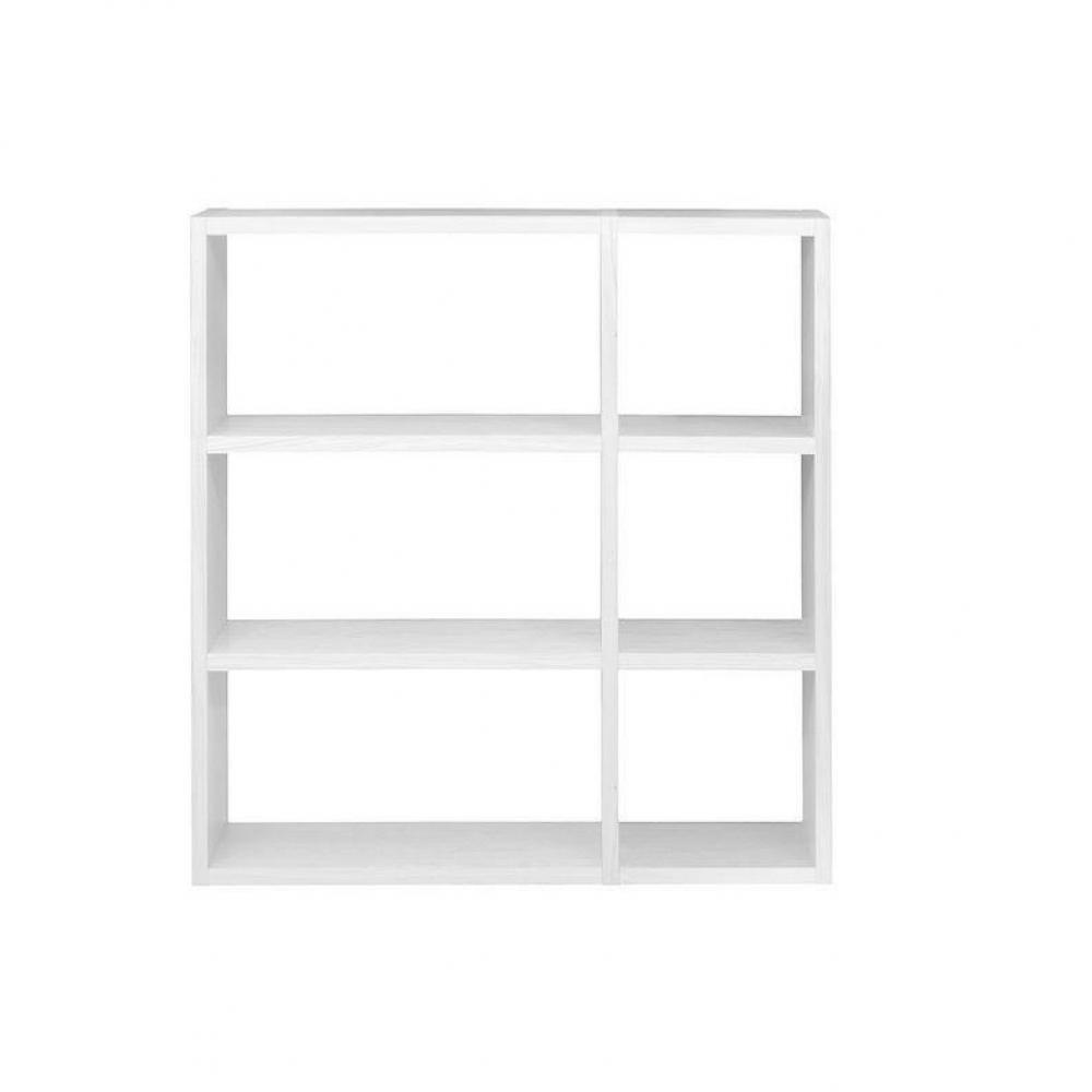 tag res de s paration meubles et rangements temahome pombal petite biblioth que blanche. Black Bedroom Furniture Sets. Home Design Ideas