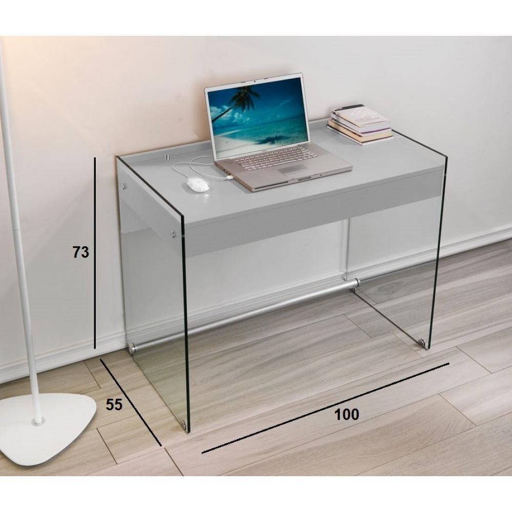 Bureaux meubles et rangements porte ordinateur mydesk for Meuble porte ordinateur