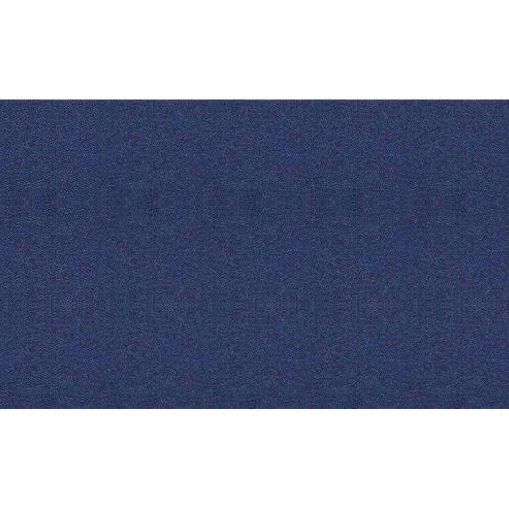 Pouf convertible LOUNGE en tissu laine bleu marine  SOFTLINE