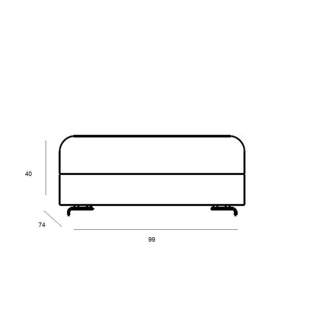 Canap convertible au meilleur prix pouf convertible lounge en tissu laine vert anis softline - Canape vert anis ...