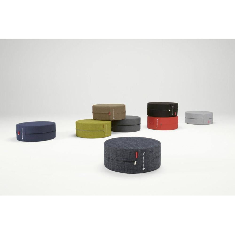 INNOVATION LIVING Pouf DECONSTRUCTED   50*20cm