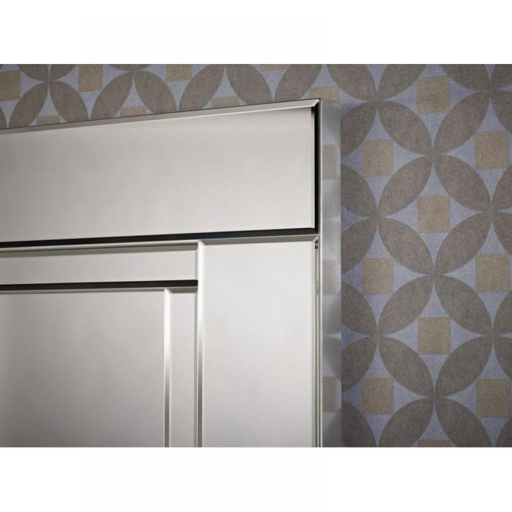 Miroirs meubles et rangements quadran miroir mural - Miroir design belgique ...