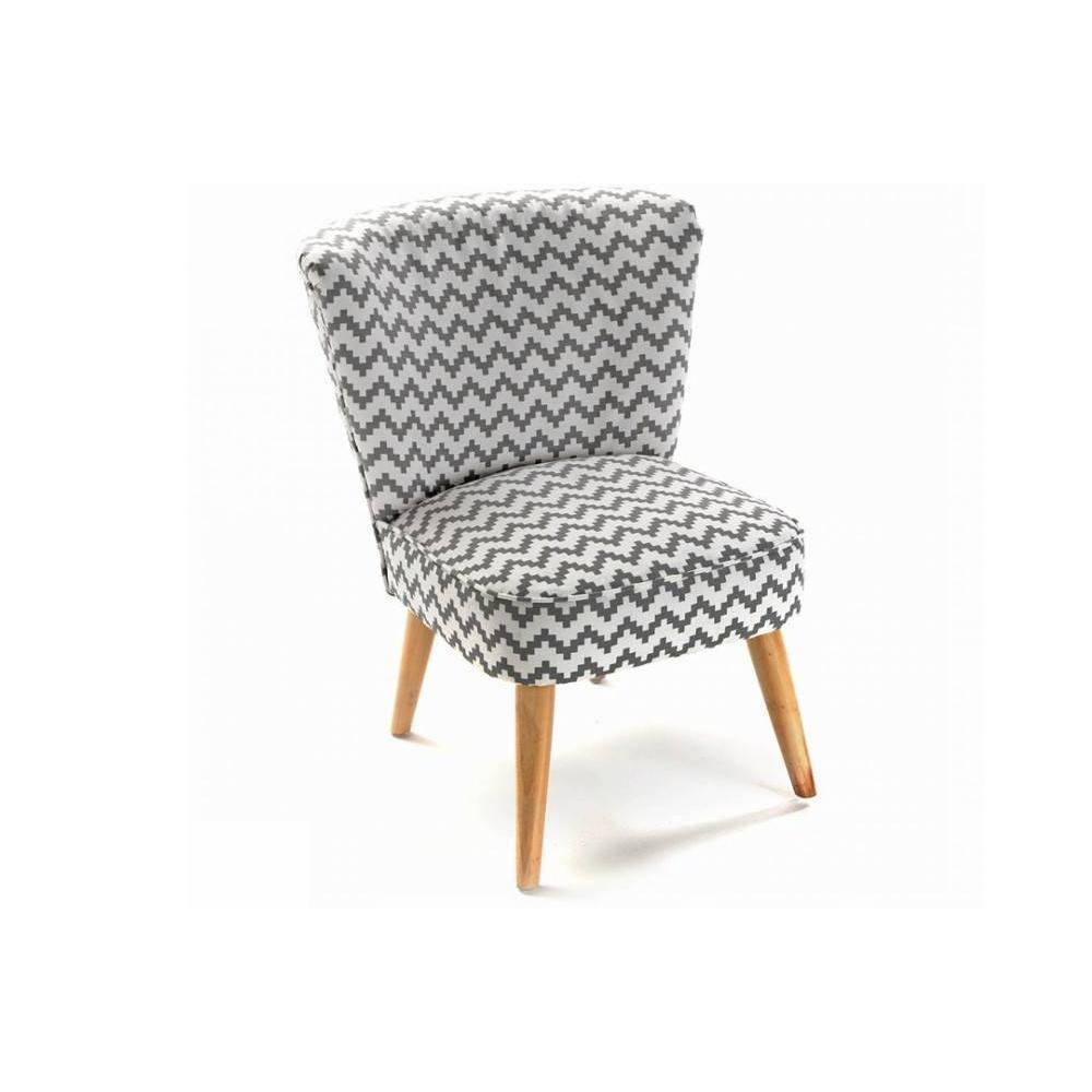 chauffeuse petit fauteuil design au meilleur prix rhombuses fauteuil design pied de poule. Black Bedroom Furniture Sets. Home Design Ideas