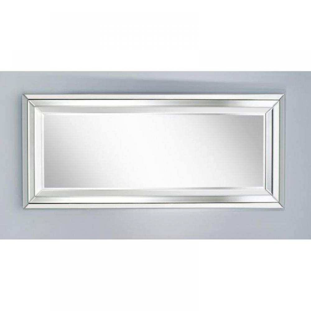 Miroirs meubles et rangements right miroir mural design for Miroir mural design