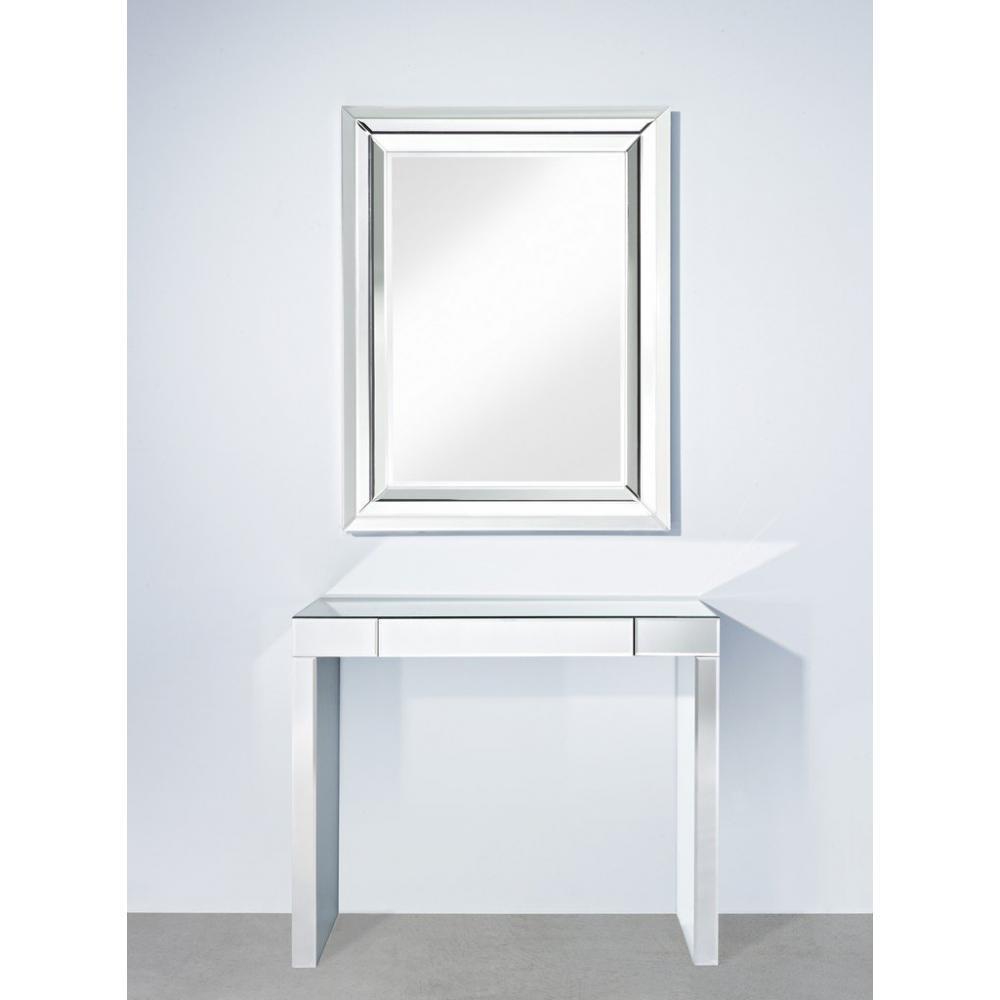 Miroirs meubles et rangements right miroir mural design for Miroir et verre concept