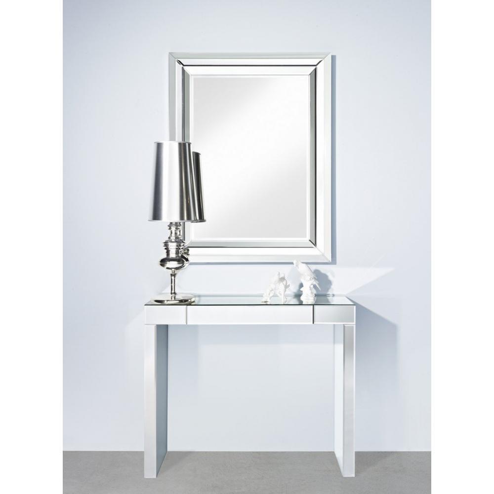 miroirs meubles et rangements right miroir mural design en verre petit mod le inside75. Black Bedroom Furniture Sets. Home Design Ideas