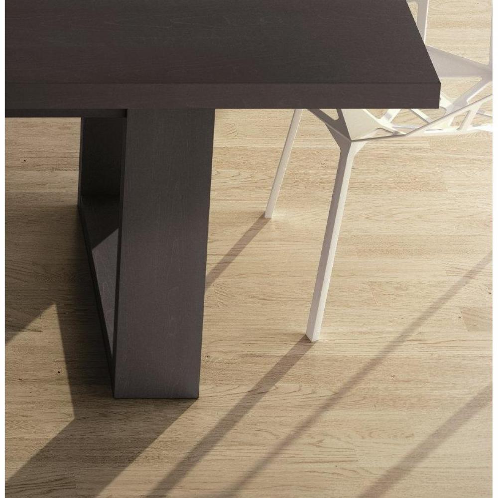 Table de repas design au meilleur prix temahome rio table - Table extensible wenge ...