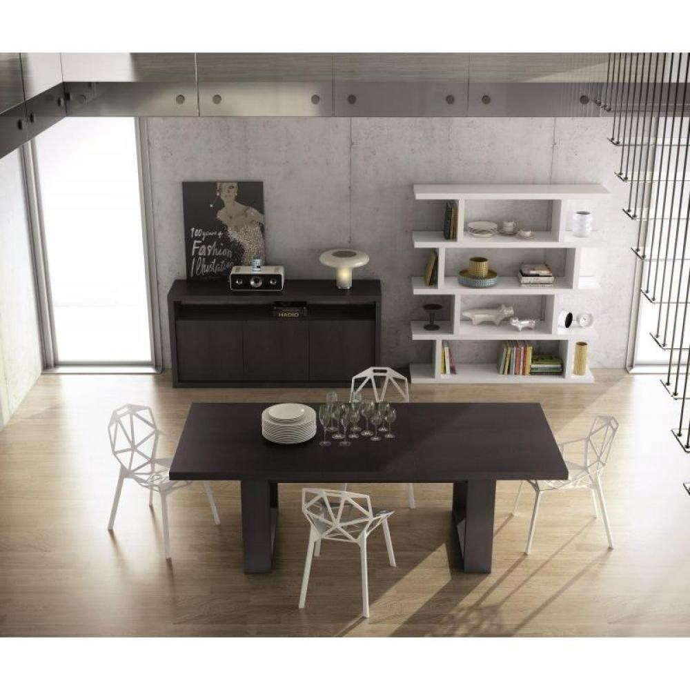 Tables repas meubles et rangements temahome rio table de - Table salon extensible ...