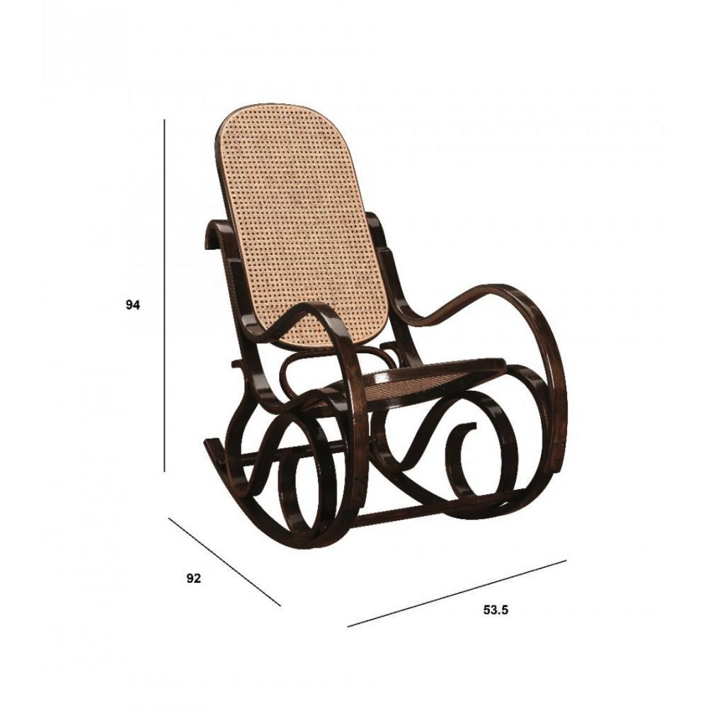 Fauteuils design canap s et convertibles rocking chair - Fauteuil rocking chair design ...