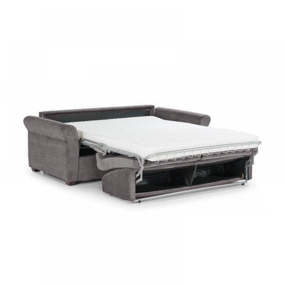 Canapé lit ROMANTICO convertible 140cm EXPRESS matelas 16cm