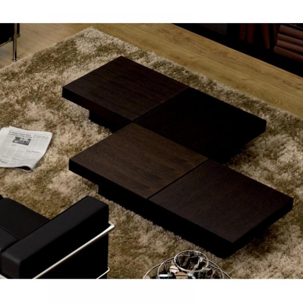 table basse carr e ronde ou rectangulaire au meilleur prix sakura table basse japonaise bois. Black Bedroom Furniture Sets. Home Design Ideas