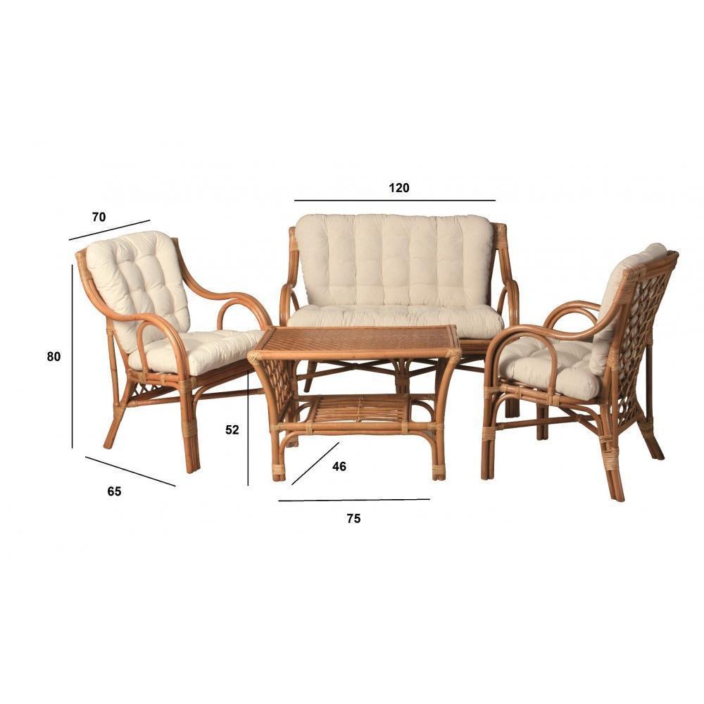 Chaise design ergonomique et stylis e au meilleur prix for Salon en rotin interieur