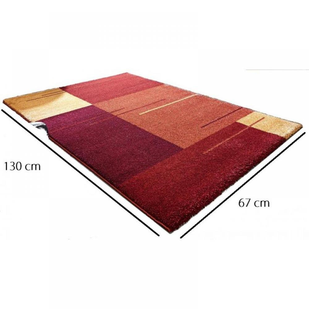 canap s convertibles ouverture rapido samoa design tapis patchwork bordeaux et orange 200x290. Black Bedroom Furniture Sets. Home Design Ideas