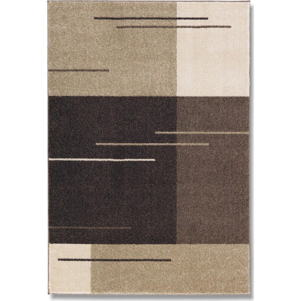 tapis de sol meubles et rangements samoa design tapis patchwork taupe 160x230 cm inside75. Black Bedroom Furniture Sets. Home Design Ideas