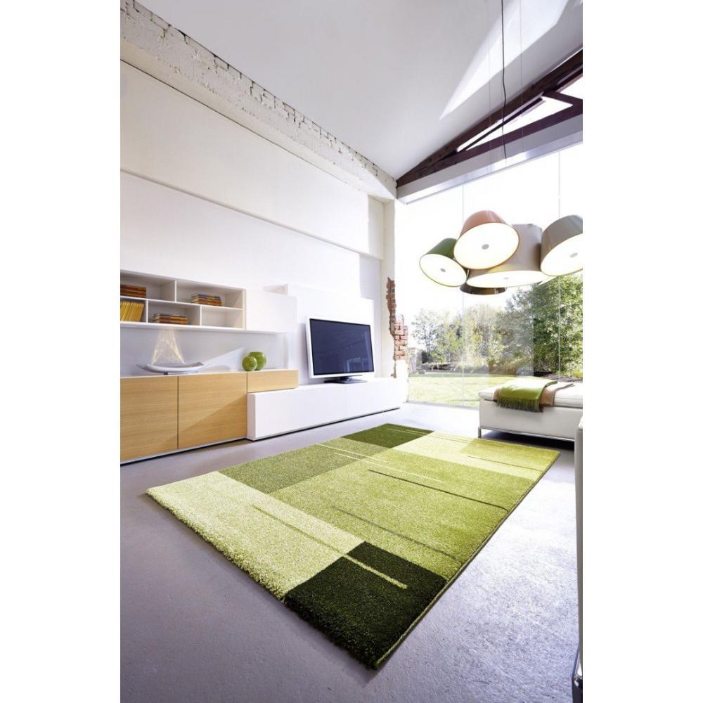 Tapis de sol meubles et rangements samoa design tapis patchwork vert 120x180 cm inside75 for Tapis sol design