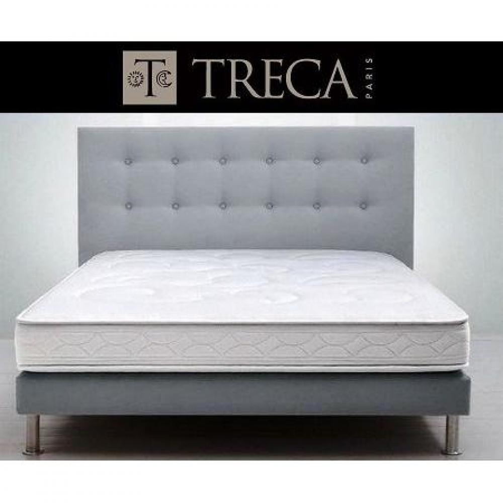 matelas ressorts au meilleur prix matelas haut de gamme air spring 530 de treca 140 190cm. Black Bedroom Furniture Sets. Home Design Ideas