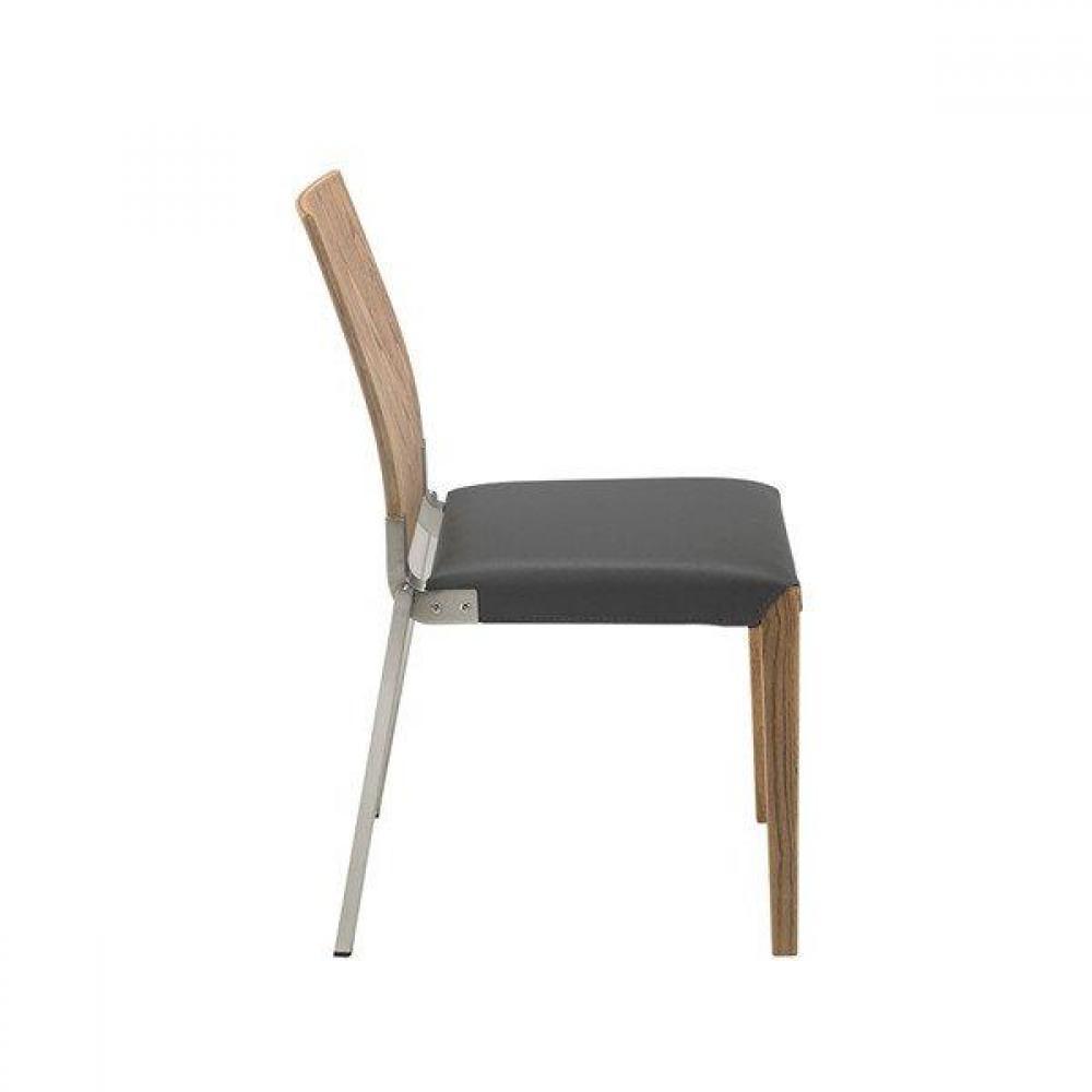 Chaise design ergonomique et stylis e au meilleur prix for Chaises design bois et metal