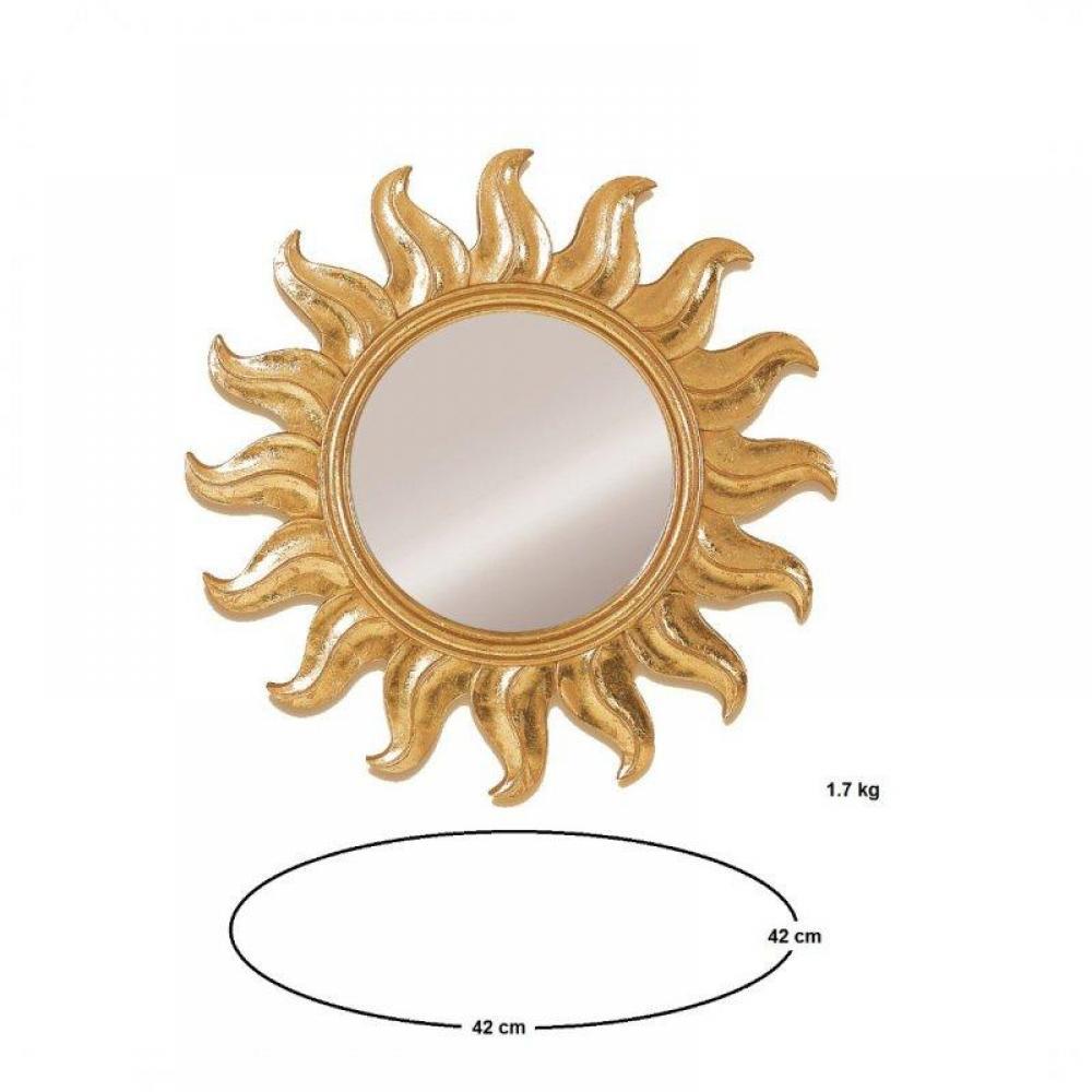 Miroirs meubles et rangements solar miroir mural design style baroque ins - Miroir design belgique ...