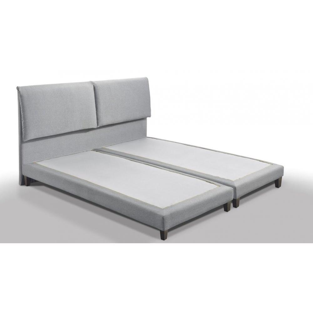 sommiers au meilleur prix sommier double haut de gamme bristol 140 190 cm inside75. Black Bedroom Furniture Sets. Home Design Ideas
