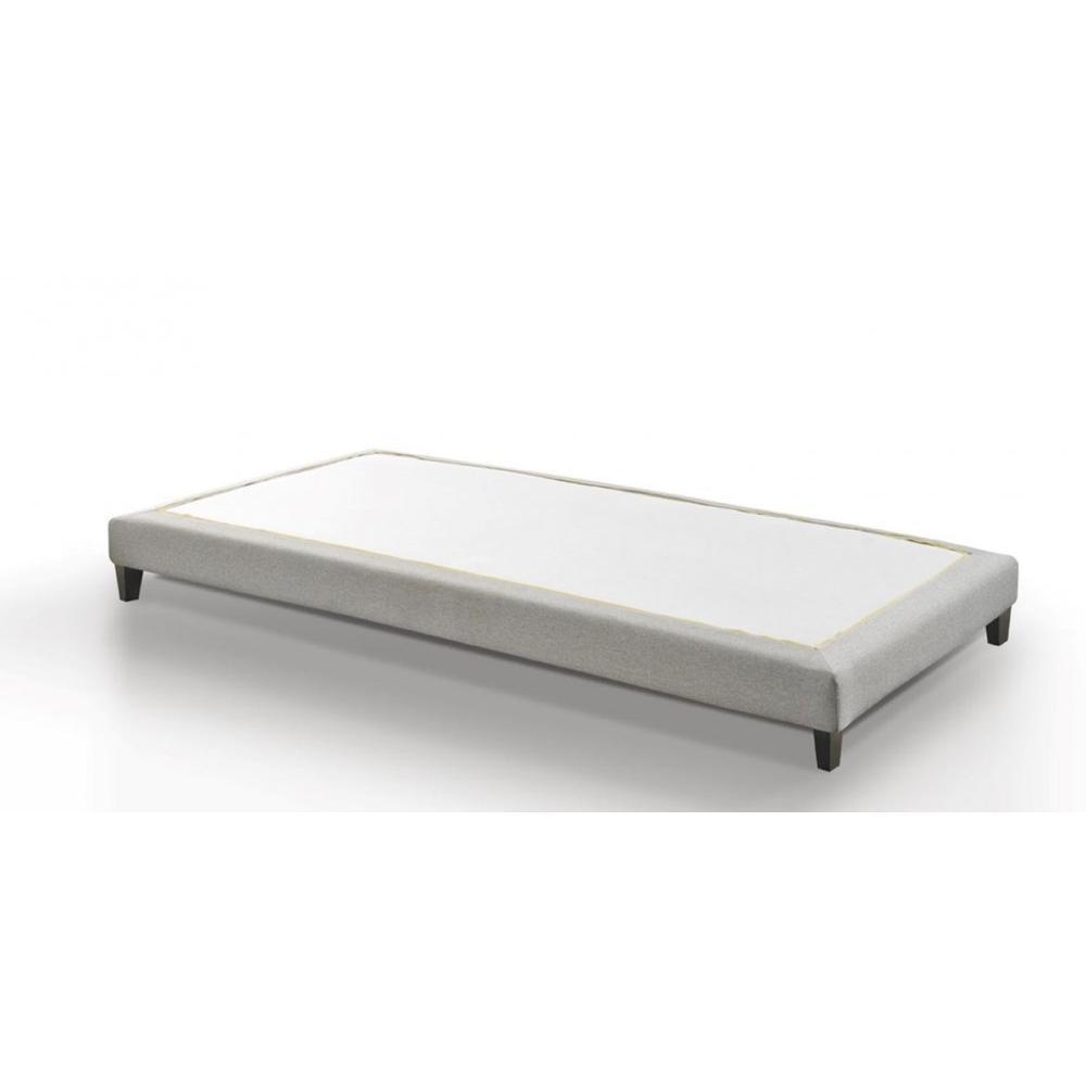 sommiers au meilleur prix sommier haut de gamme bristol 90 190 cm inside75. Black Bedroom Furniture Sets. Home Design Ideas
