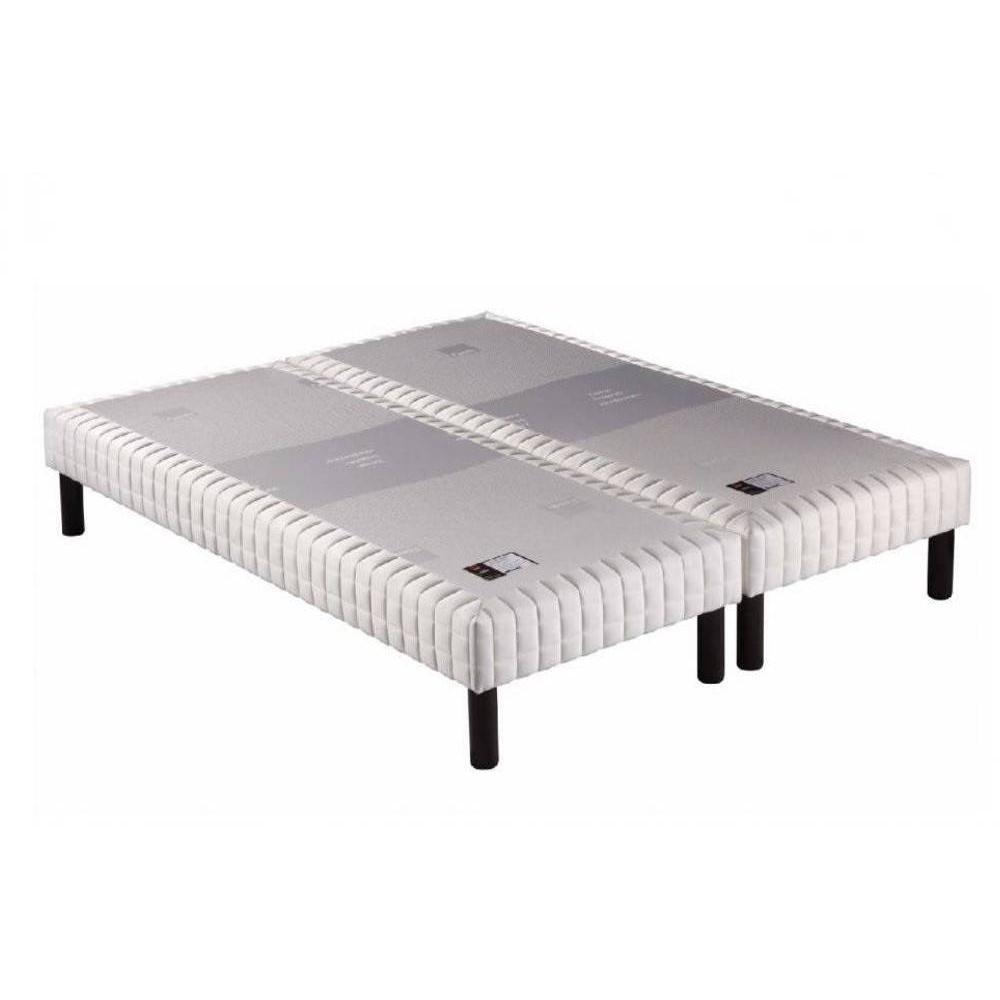 sommiers au meilleur prix sommier tapissier double epeda confort medium 3 zones couchage 2 80. Black Bedroom Furniture Sets. Home Design Ideas