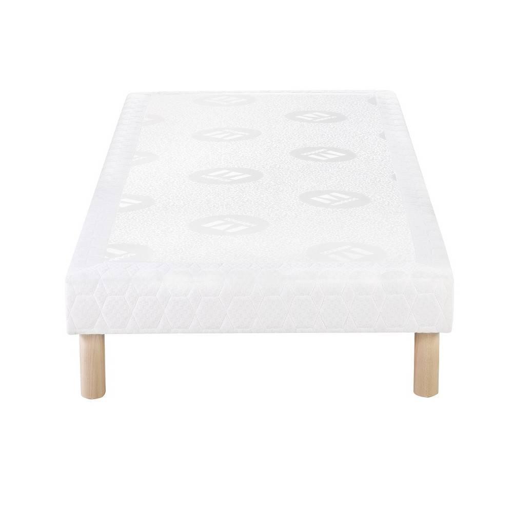 MERINOS Sommier tapissier confort morphologique 3 zones couchage 80*190cm