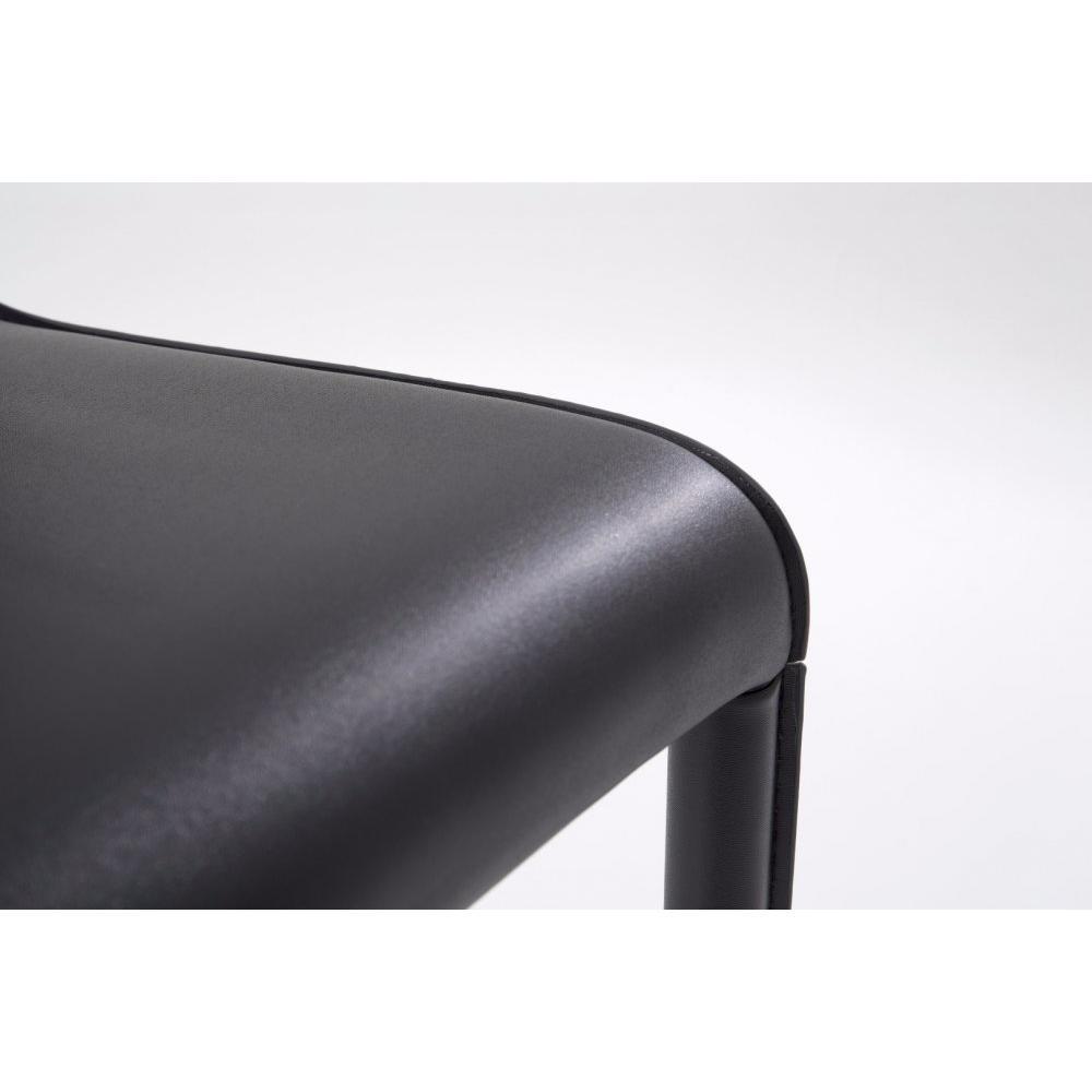 chaise design ergonomique et stylis e au meilleur prix chaise design roma rev tement. Black Bedroom Furniture Sets. Home Design Ideas