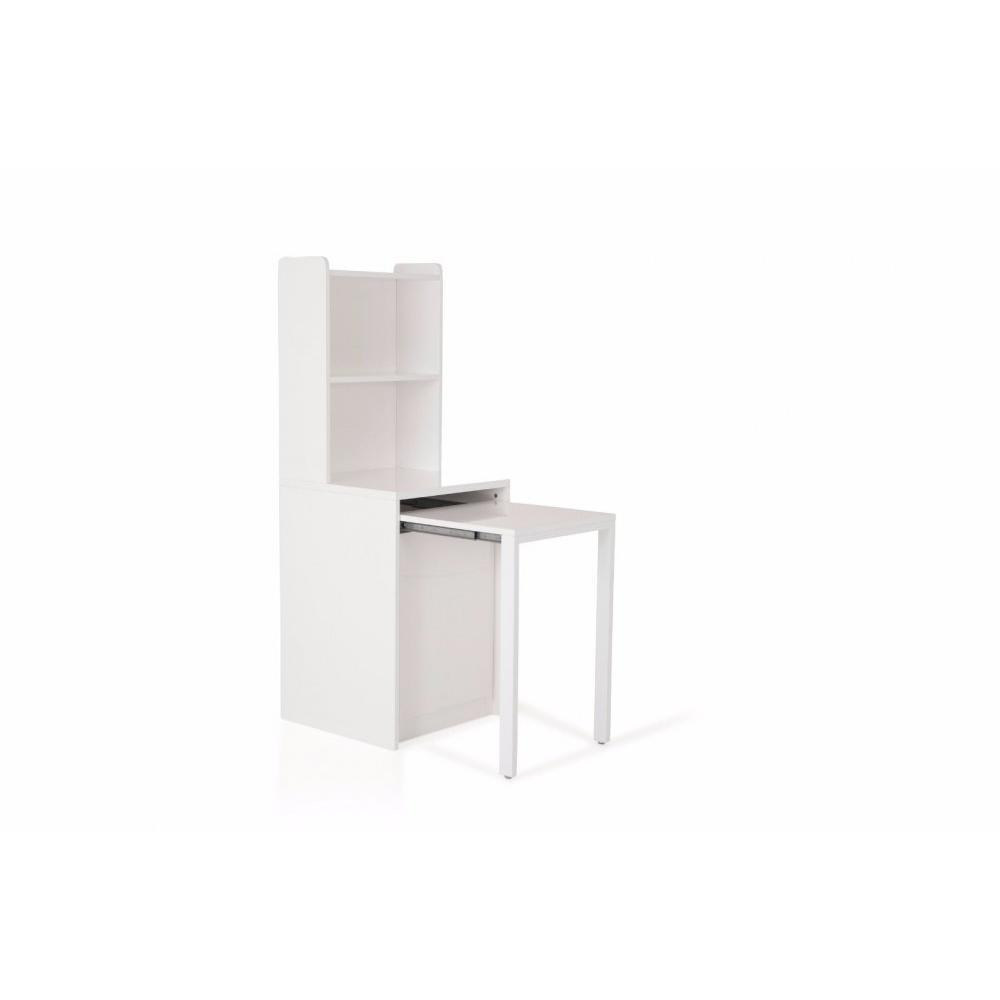 Console extensible le gain de place tendance au meilleur prix meuble kolto - Console transformable en table ...