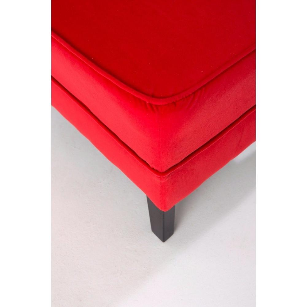 canap s convertibles ouverture rapido petit fauteuil loosen tissu rouge inside75. Black Bedroom Furniture Sets. Home Design Ideas