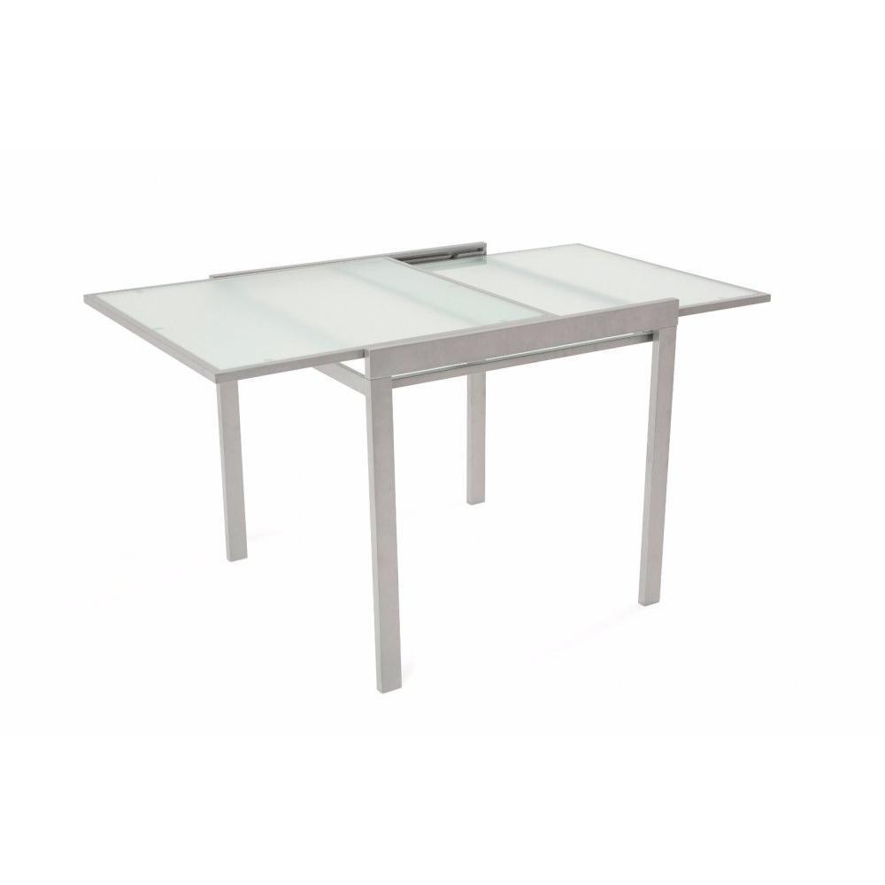 table extensible et de r ception au meilleur prix inside75. Black Bedroom Furniture Sets. Home Design Ideas