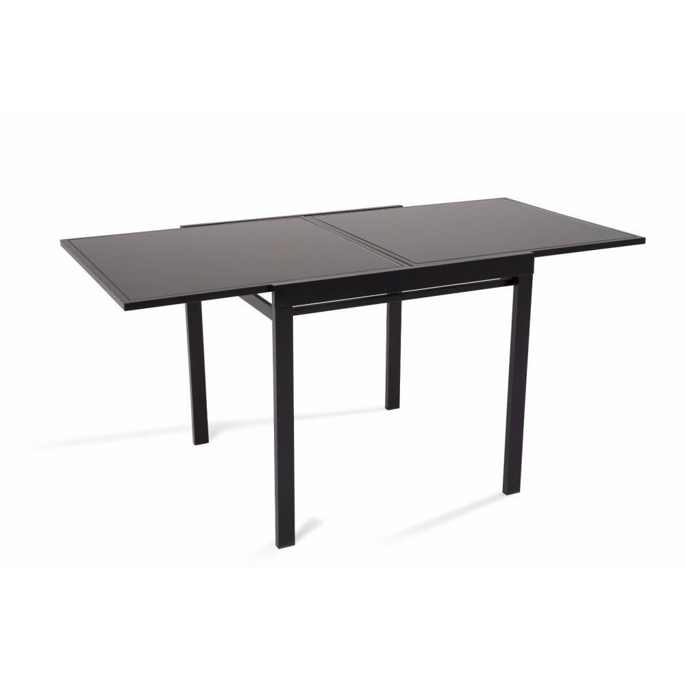 Table extensible et de r ception au meilleur prix inside75 - Table carre extensible ...
