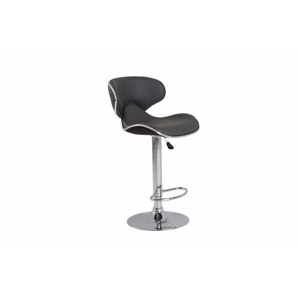 chaise de bar design tendance r tro au meilleur prix tabouret de bar nantes en tissu enduit. Black Bedroom Furniture Sets. Home Design Ideas